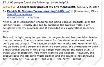 Amazon Beard Trimmer Review