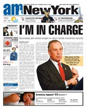 AM New York Cover - 05/06/04